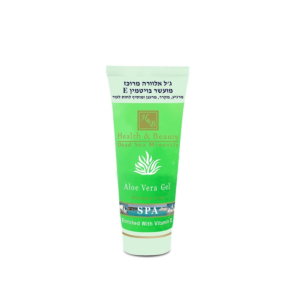 Dead Sea Cosmetics - Marelin Cosmetics - Aloe Vera Gel