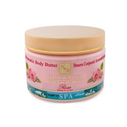 Aromatic Body Butter - rose