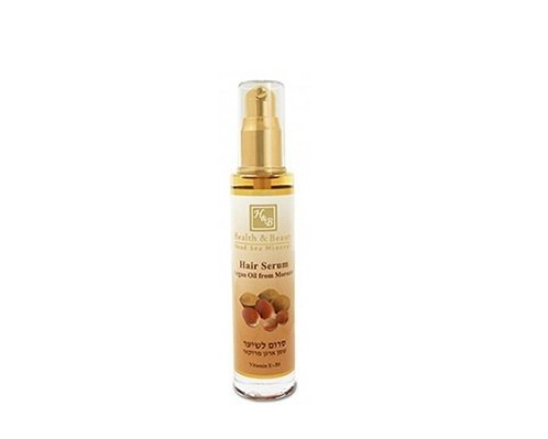 Dead Sea Cosmetics - Marelin Cosmetics - Hair Serum with Argan oil