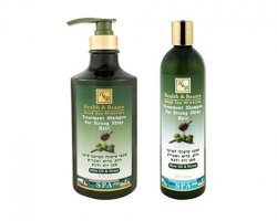 Olive Oil & Honey Shampoo for Shiny Hair