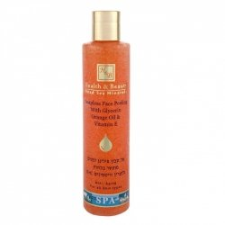 Soaples Face Peeling - Glycerin, Orange Oil & Vitamin E