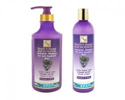 Treatment Anti Dandruff Shampoo - Resemary & Nettle