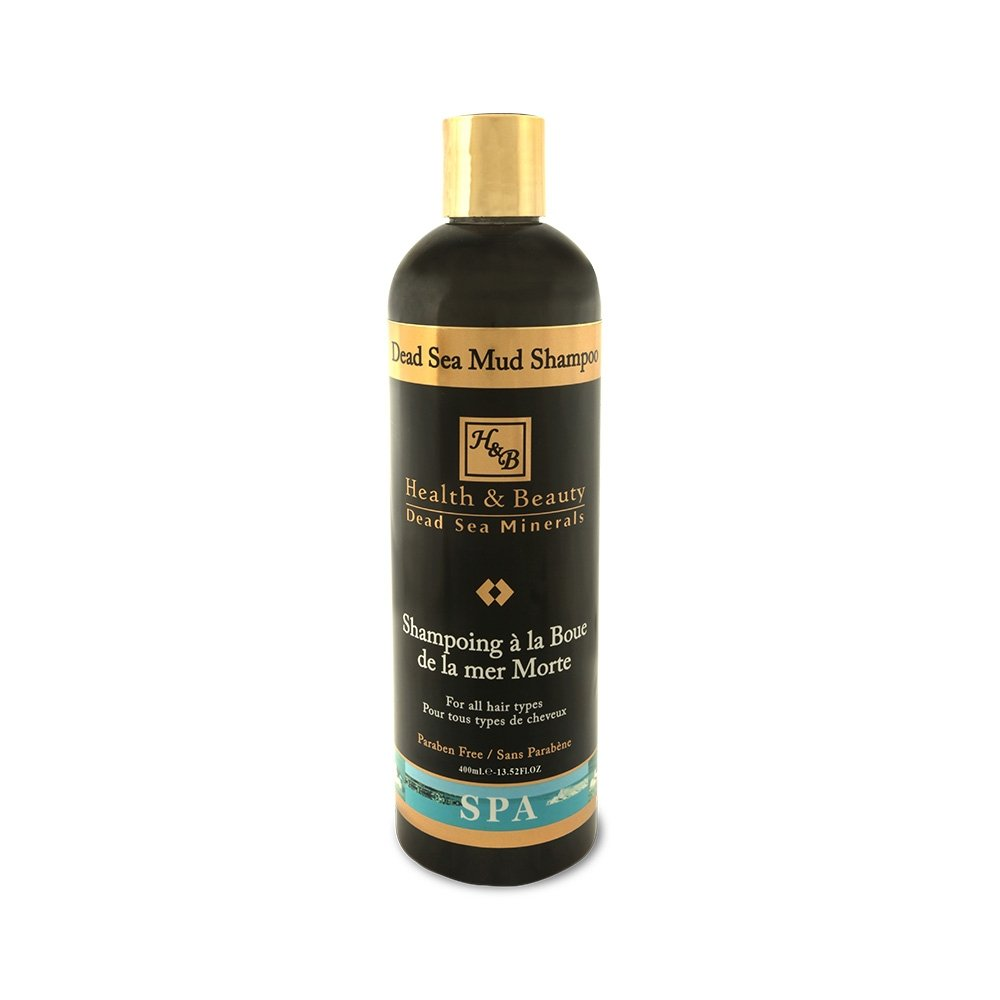 Dead Sea Cosmetics - Marelin Cosmetics - Treatment Mud Shampoo